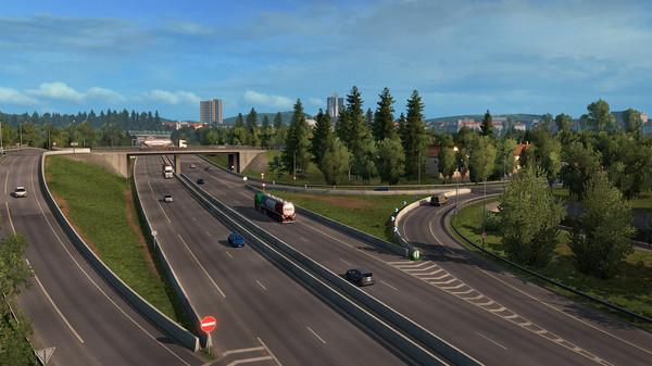 Screenshot of Euro Truck Simulator 2