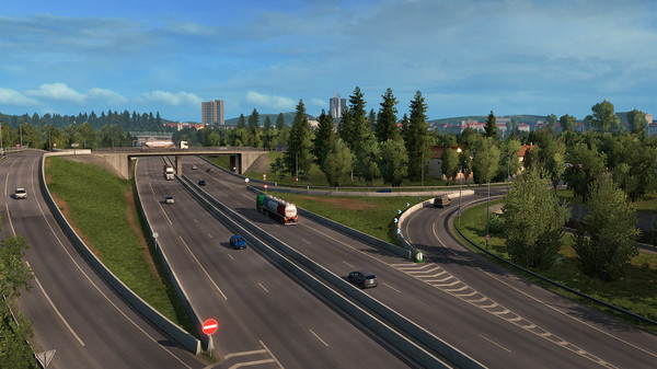 Скриншот №22 к Euro Truck Simulator 2