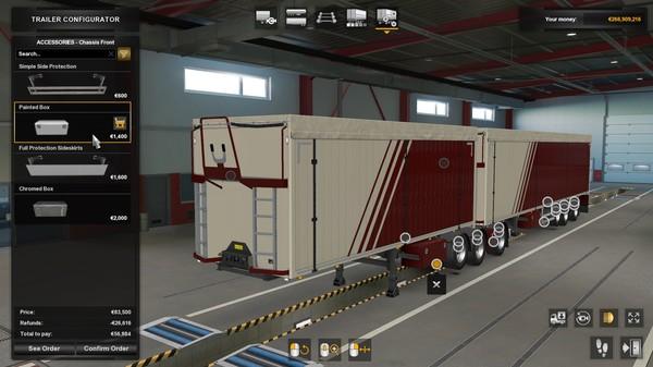 Скриншот №12 к Euro Truck Simulator 2