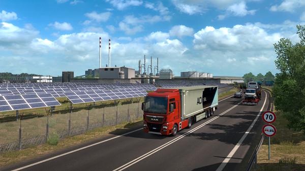 Скриншот №32 к Euro Truck Simulator 2