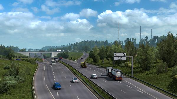 Скриншот №7 к Euro Truck Simulator 2