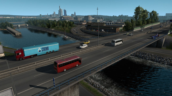 Скриншот №30 к Euro Truck Simulator 2