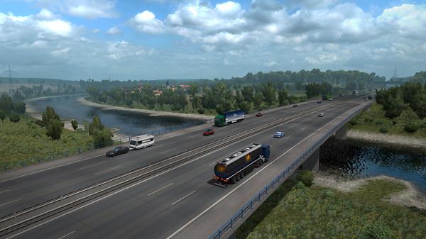 Скриншот №31 к Euro Truck Simulator 2