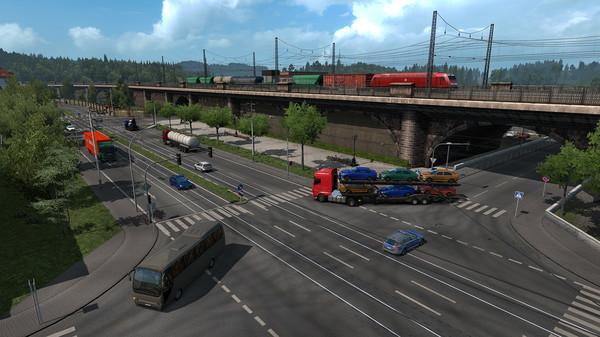 Скриншот №8 к Euro Truck Simulator 2