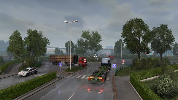 Скриншот №4 к Euro Truck Simulator 2