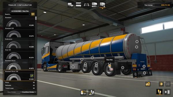 Скриншот №6 к Euro Truck Simulator 2