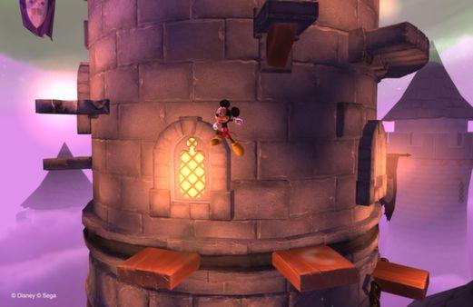 Скриншот №2 к Castle of Illusion