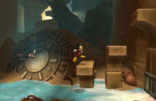 Скриншот №3 к Castle of Illusion