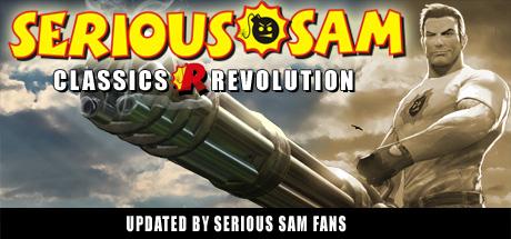 Serious Sam Classics: Revolution Cover Image