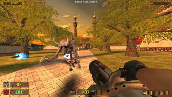 Serious Sam Classics: Revolution скриншот