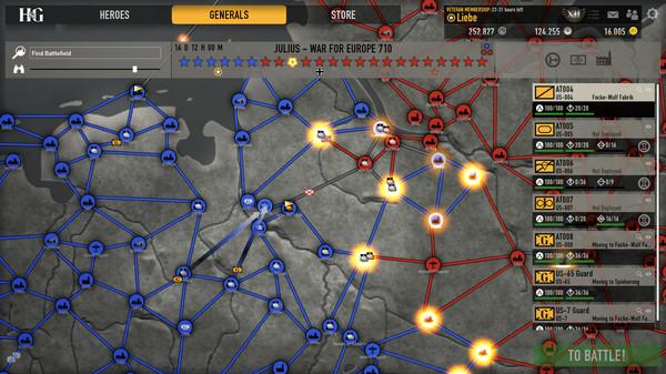 Скриншот №8 к Heroes  Generals