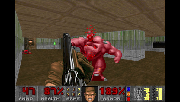 Скриншот №1 к Ultimate Doom
