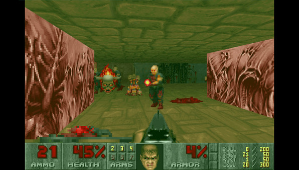 Скриншот №3 к Ultimate Doom
