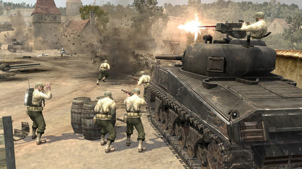 Company of Heroes скриншот