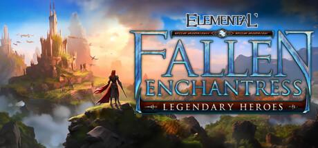 Fallen Enchantress: Legendary Heroes Cover Image