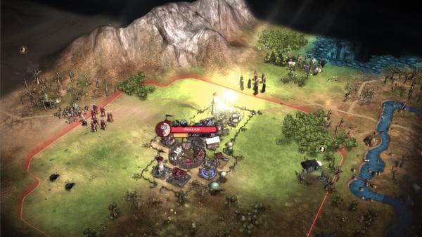 Fallen Enchantress: Legendary Heroes скриншот