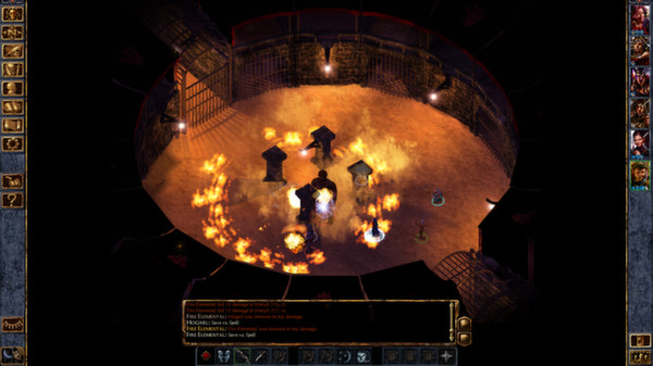 скриншот Baldur's Gate: Enhanced Edition 0