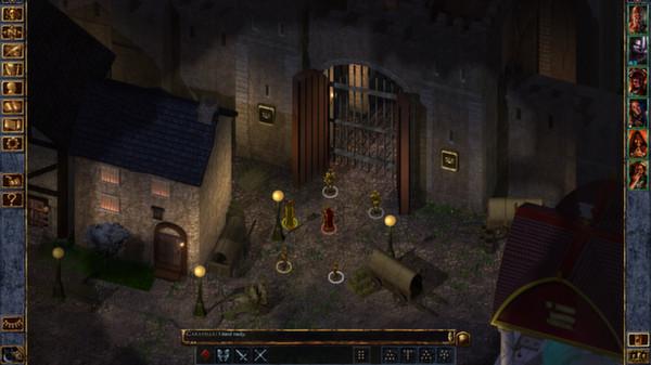скриншот Baldur's Gate: Enhanced Edition 4