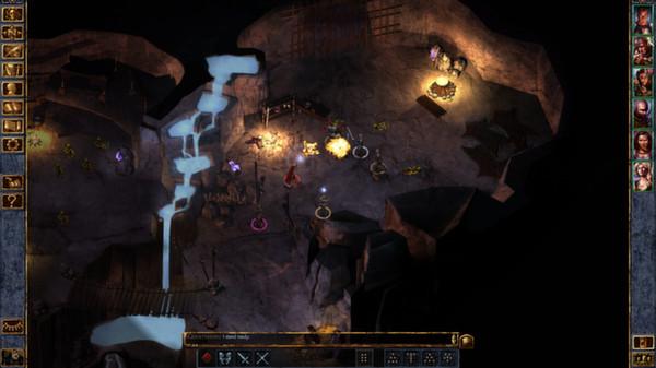 скриншот Baldur's Gate: Enhanced Edition 3