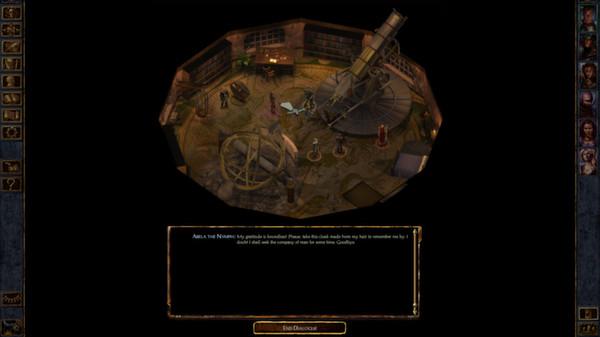 скриншот Baldur's Gate: Enhanced Edition 1