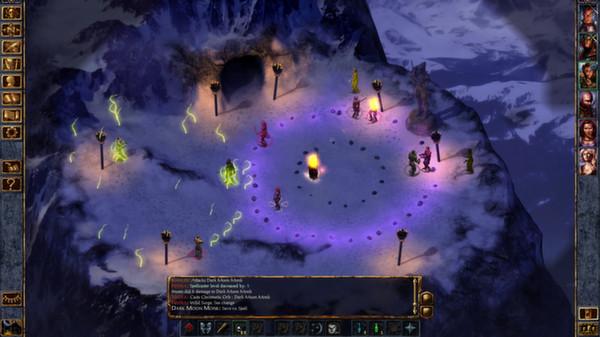 скриншот Baldur's Gate: Enhanced Edition 5