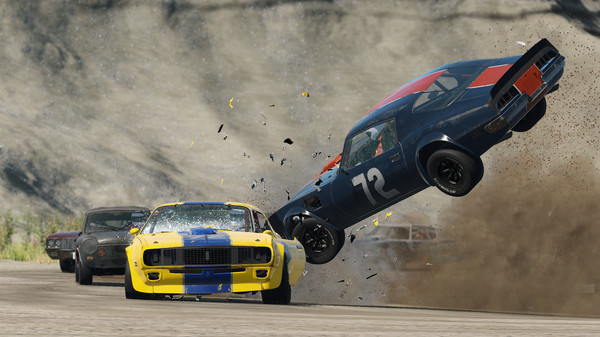 Next Car Game: Wreckfest - Steam - Imagem 1 do software