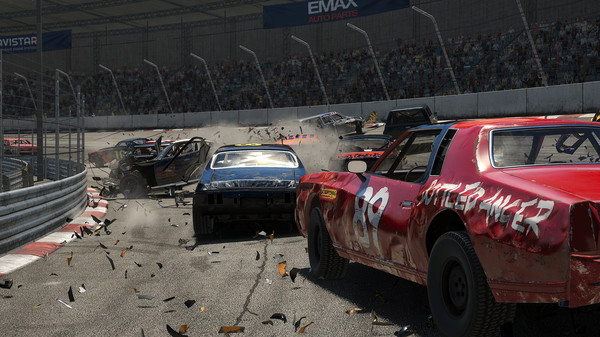 Wreckfest скриншот