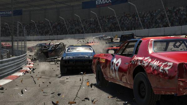 Скриншот №7 к Wreckfest
