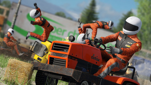 Скриншот №4 к Wreckfest