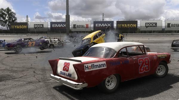Скриншот №6 к Wreckfest
