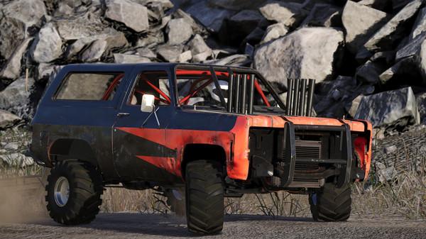 Скриншот №5 к Wreckfest