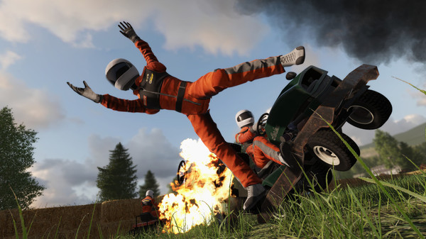 Скриншот №18 к Wreckfest