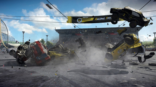Скриншот №3 к Wreckfest
