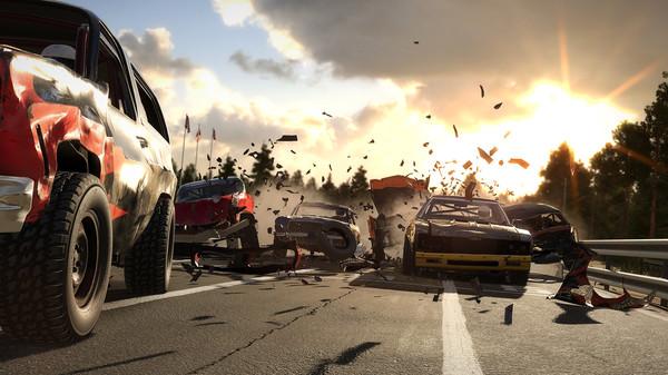 Скриншот №2 к Wreckfest