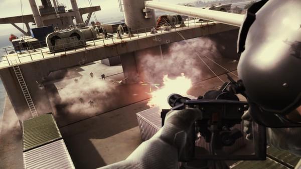 скриншот Ace Combat Assault Horizon - Enhanced Edition 3