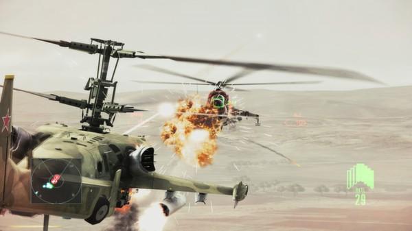 скриншот Ace Combat Assault Horizon - Enhanced Edition 2