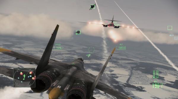 скриншот Ace Combat Assault Horizon - Enhanced Edition 0