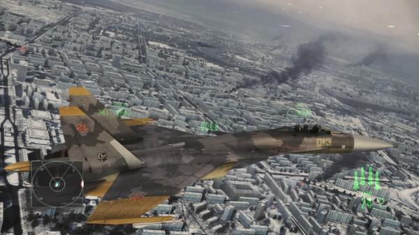 скриншот Ace Combat Assault Horizon - Enhanced Edition 1