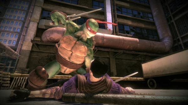 скриншот Teenage Mutant Ninja Turtles: Out of the Shadows 4