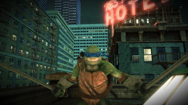 скриншот Teenage Mutant Ninja Turtles: Out of the Shadows 3