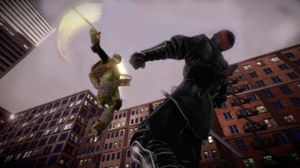 скриншот Teenage Mutant Ninja Turtles: Out of the Shadows 5