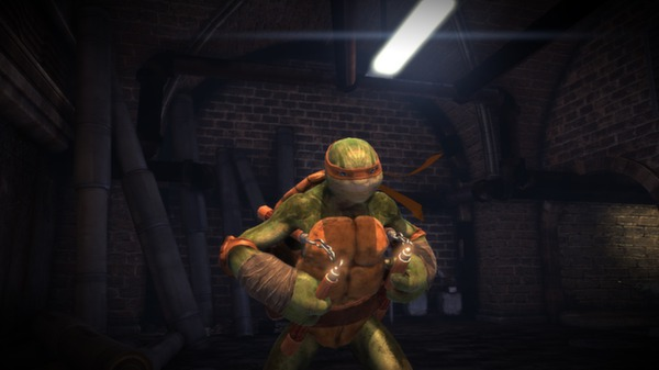 скриншот Teenage Mutant Ninja Turtles: Out of the Shadows 0