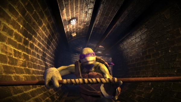 скриншот Teenage Mutant Ninja Turtles: Out of the Shadows 2