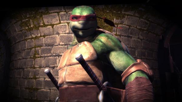 скриншот Teenage Mutant Ninja Turtles: Out of the Shadows 1
