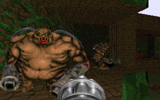 Скриншот №1 к Final DOOM