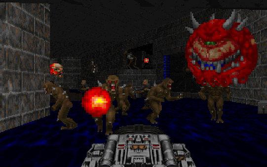 Скриншот №3 к Final DOOM