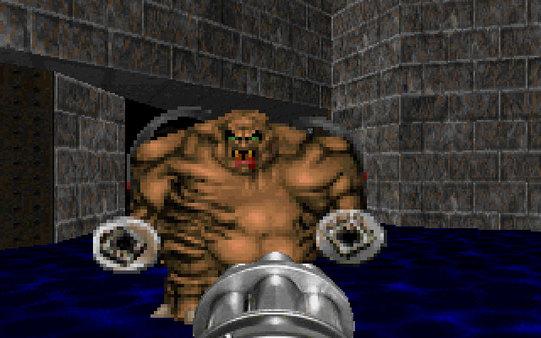 Скриншот №4 к Final DOOM