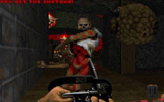 Скриншот №5 к Final DOOM