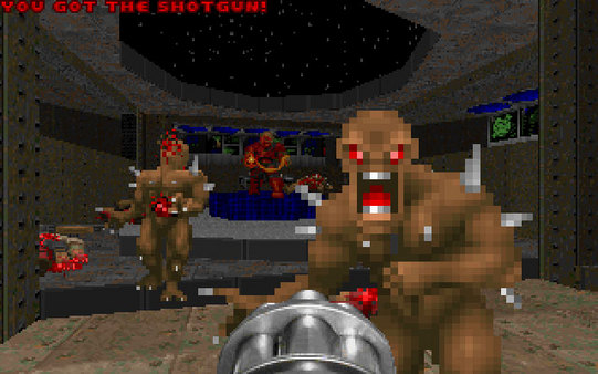 Скриншот №6 к Final DOOM