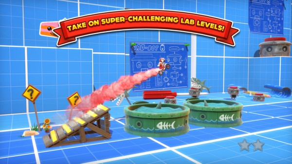 Joe Danger скриншот